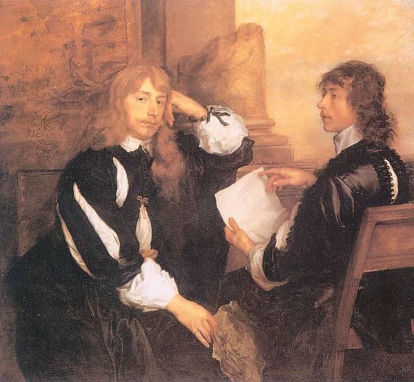 Thomas Killigrew and William Lord Crofts CGF